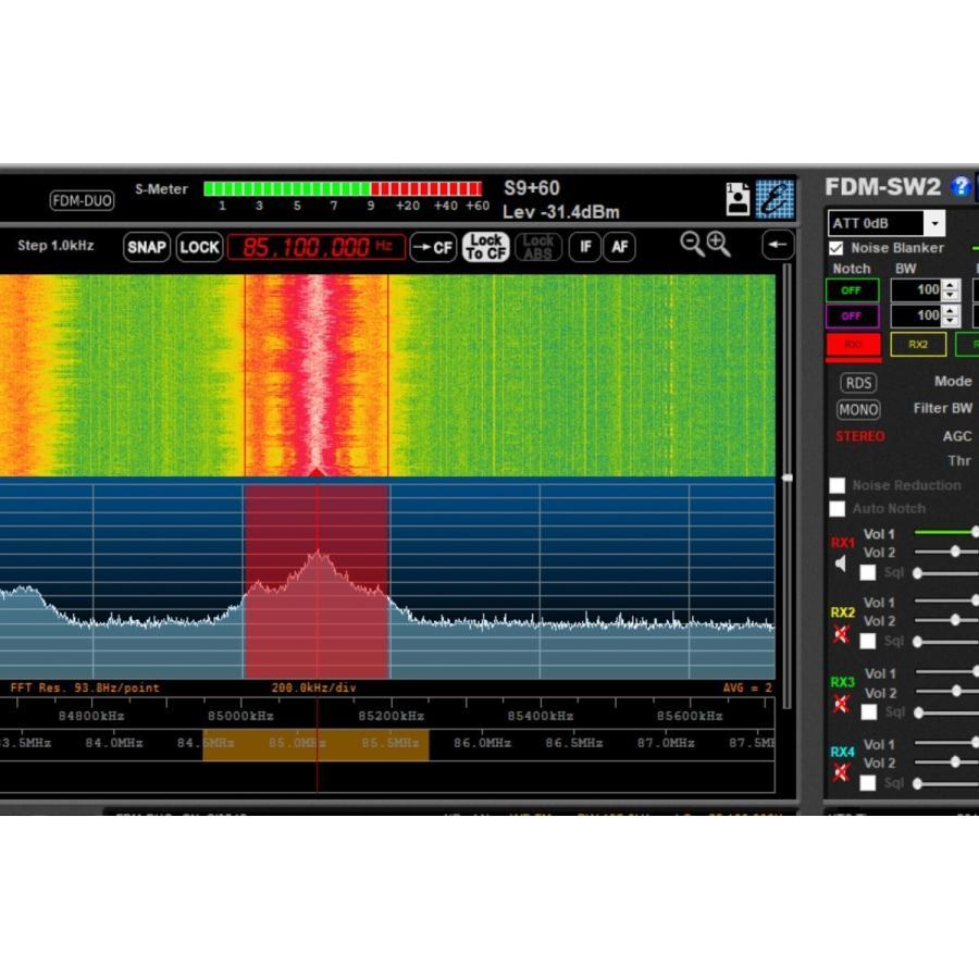 FDM-DUOr SDRレシーバー(FM放送バンド用フィルタ装着機)|neu-tek2|04