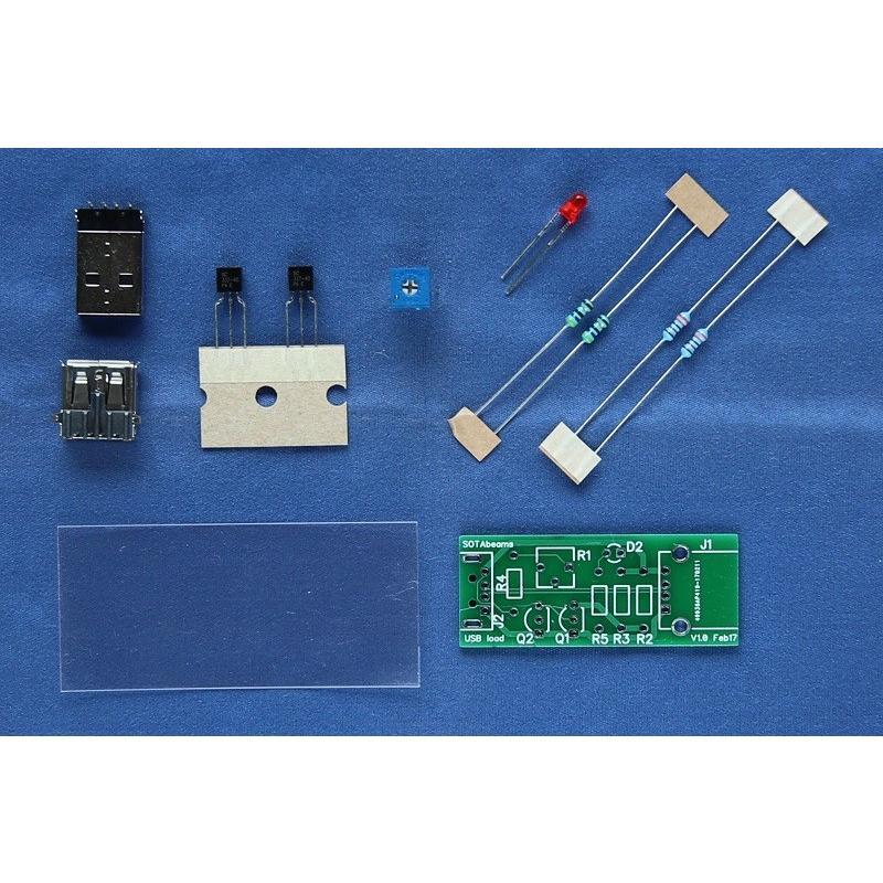 モバイルバッテリー用カレントキーパー(キット)|neu-tek2|02