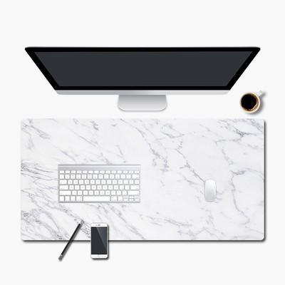 デスクマット パソコン用 ビッグサイズ 男女兼用 マウスパッド 大理石風 オンラインショップ