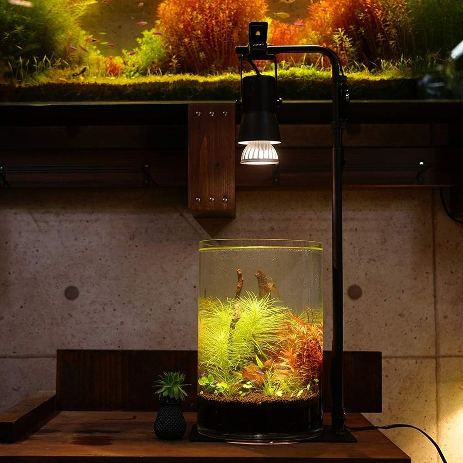 E17 SUN-10W-W アクアリウム テラリウム 植物育成LED 口金 植物育成 アクアリウム照明 照明 テラリウムライト ライト neverminds