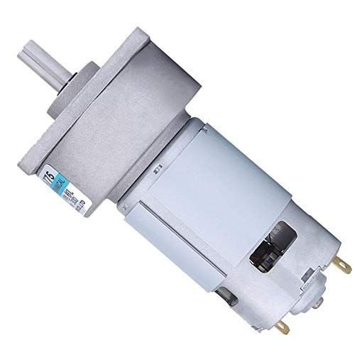 Salinr 減速機 60GA775 DC12V 35W 300rmp 大人気 ギアボックス ギアードモーター メーカー直送 直流 DCギヤモータ 減速モータ
