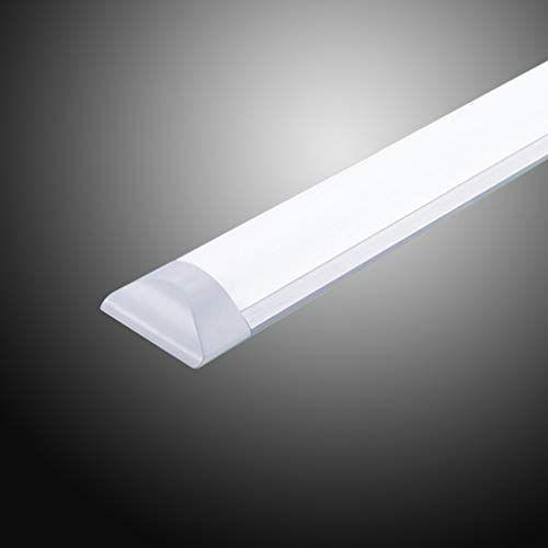 特価品コーナー☆ LED蛍光灯 ベースランプ 送料無料(一部地域を除く) ledキッチンベースライト天井照明 直管 器具一体型 台所用ランプ 昼光色 1本 工事用ランプ 120cm