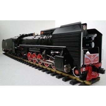 ミニ蒸気機関車 中国QJ6988型 縮尺:1/32 軌間45mm 燃料石炭仕様 :GS10 ...