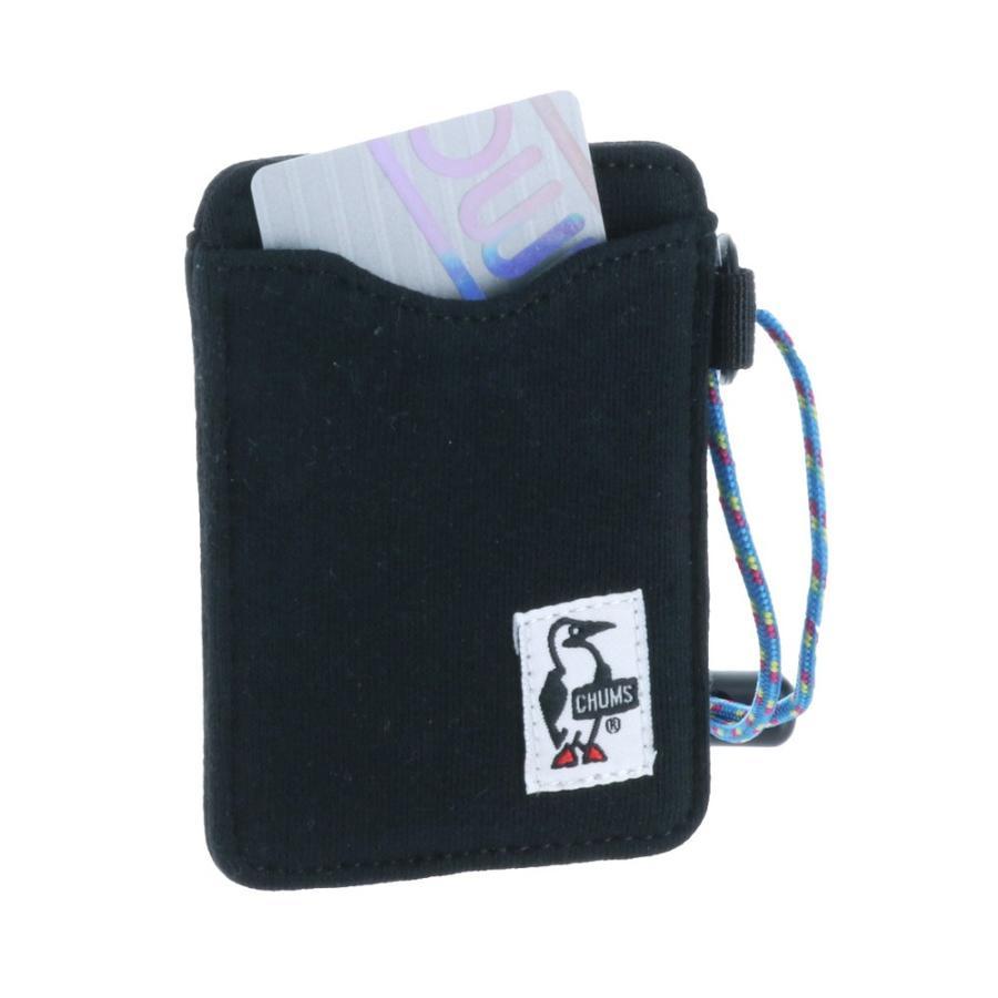 c1bc870c10eaef ... チャムス CHUMS 定期入れ パスケース SWEAT スウェット Pass Case Sweat メンズ レディース ch60-2708  ...
