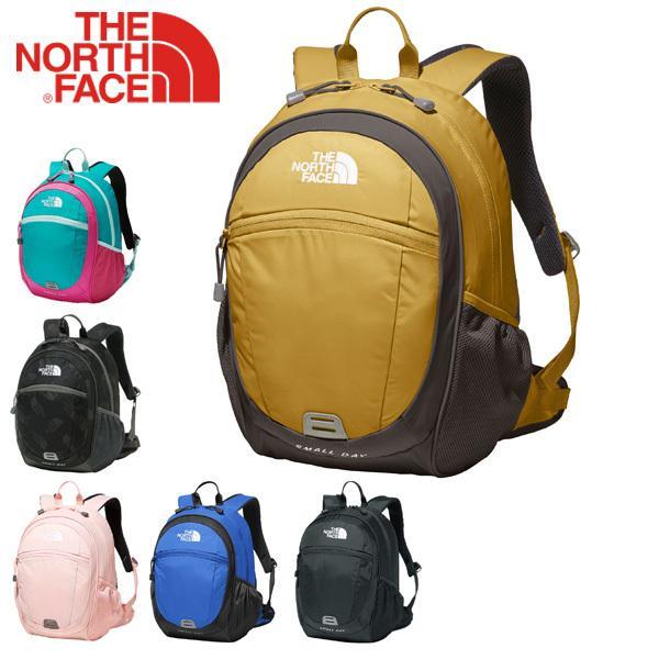 最大P+21% ノースフェイス THE NORTH FACE リュックサック デイパック KIDS PACKS K Small Day nmj72004 キッズ 女の子 男の子 遠足 ハイキング 定番 人気