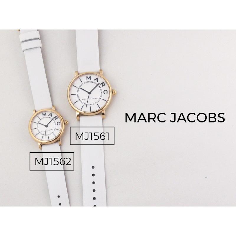 【送料無料】 MARC ペアウォッチ JACOBS マークジェイコブス Roxy ロキシー ペアウォッチ Roxy レディース MJ1561 MJ1562 ホワイト 腕時計 レディース ユニセックス, タキグン:c25c3b7b --- airmodconsu.dominiotemporario.com