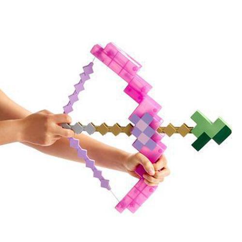 マインクラフト エンチャント弓矢 玩具 新作送料無料 至高 おもちゃ