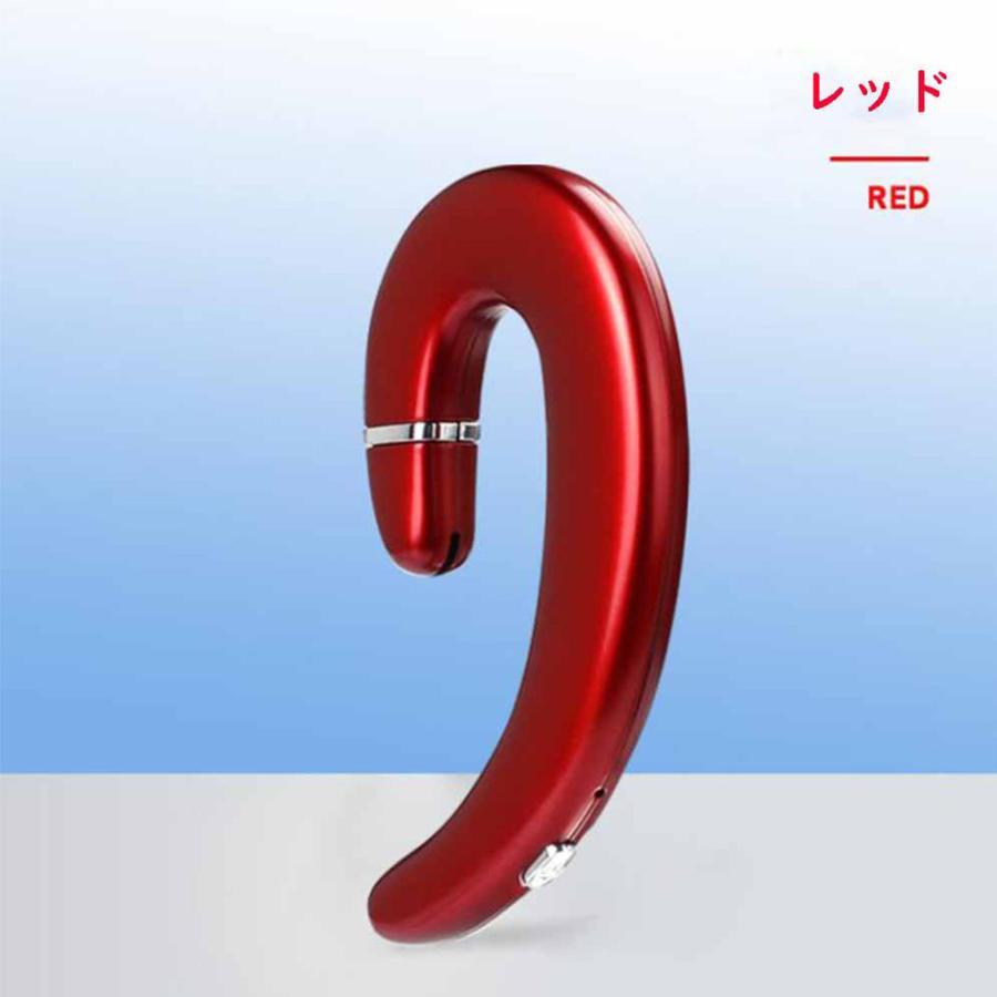 2021最新版 Bluetooth 5.0 耳掛け式Bluetooth イヤホン 片耳 自動ペアリング 高音質 スポーツ IPX5防水規格 完全ワイヤレス イヤホン 超軽量|newpark|11