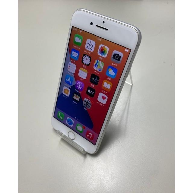 美品 SIMフリー品 iPhone8 64gb 期間限定特価品 海外限定 シルバー 赤ロム永久保証 日本国内モデル バッテリー90%以上 SIMロック済 本体のみ