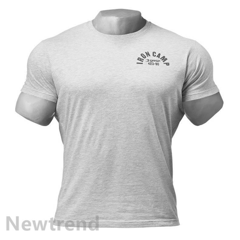 トレーニングウエア メンズ ジム スポーツウェア 吸汗  半袖 Tシャツ フィットネス 筋トレ トレーニングトップス ヨガウェア 父の日 夏|newtrend-store|12
