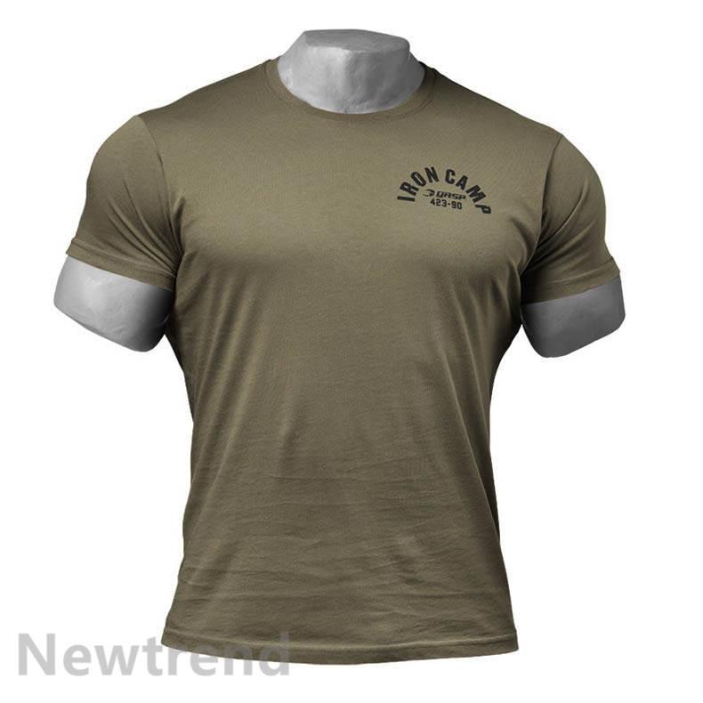 トレーニングウエア メンズ ジム スポーツウェア 吸汗  半袖 Tシャツ フィットネス 筋トレ トレーニングトップス ヨガウェア 父の日 夏|newtrend-store|14