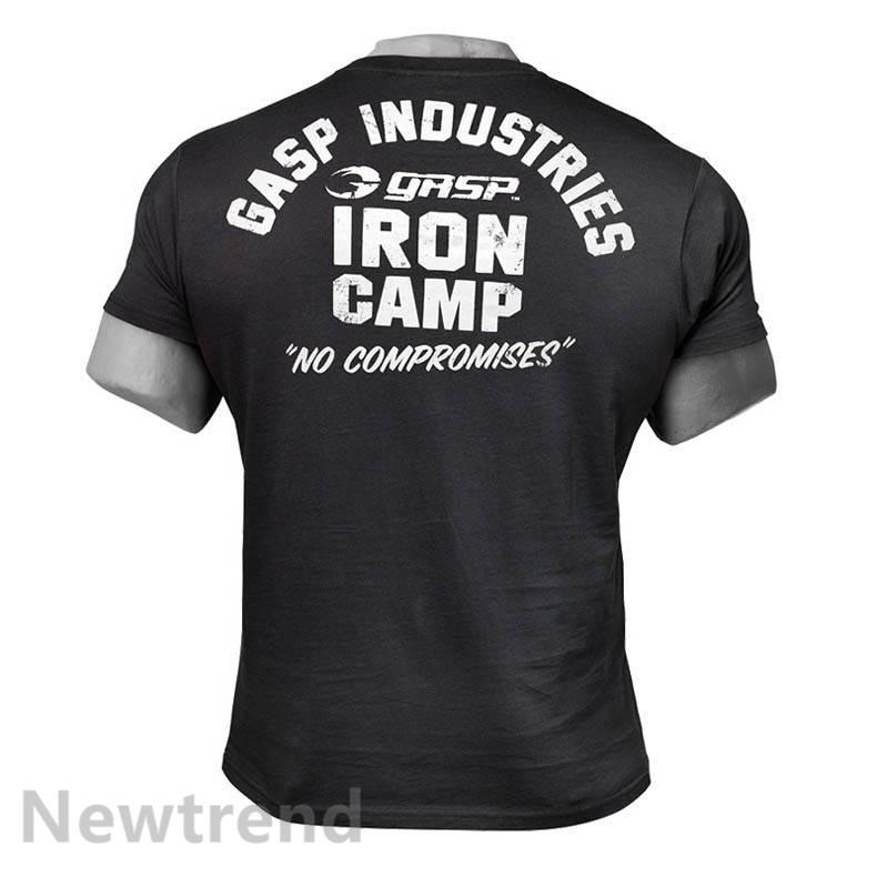 トレーニングウエア メンズ ジム スポーツウェア 吸汗  半袖 Tシャツ フィットネス 筋トレ トレーニングトップス ヨガウェア 父の日 夏|newtrend-store|09
