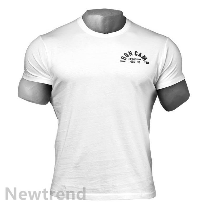 トレーニングウエア メンズ ジム スポーツウェア 吸汗  半袖 Tシャツ フィットネス 筋トレ トレーニングトップス ヨガウェア 父の日 夏|newtrend-store|10