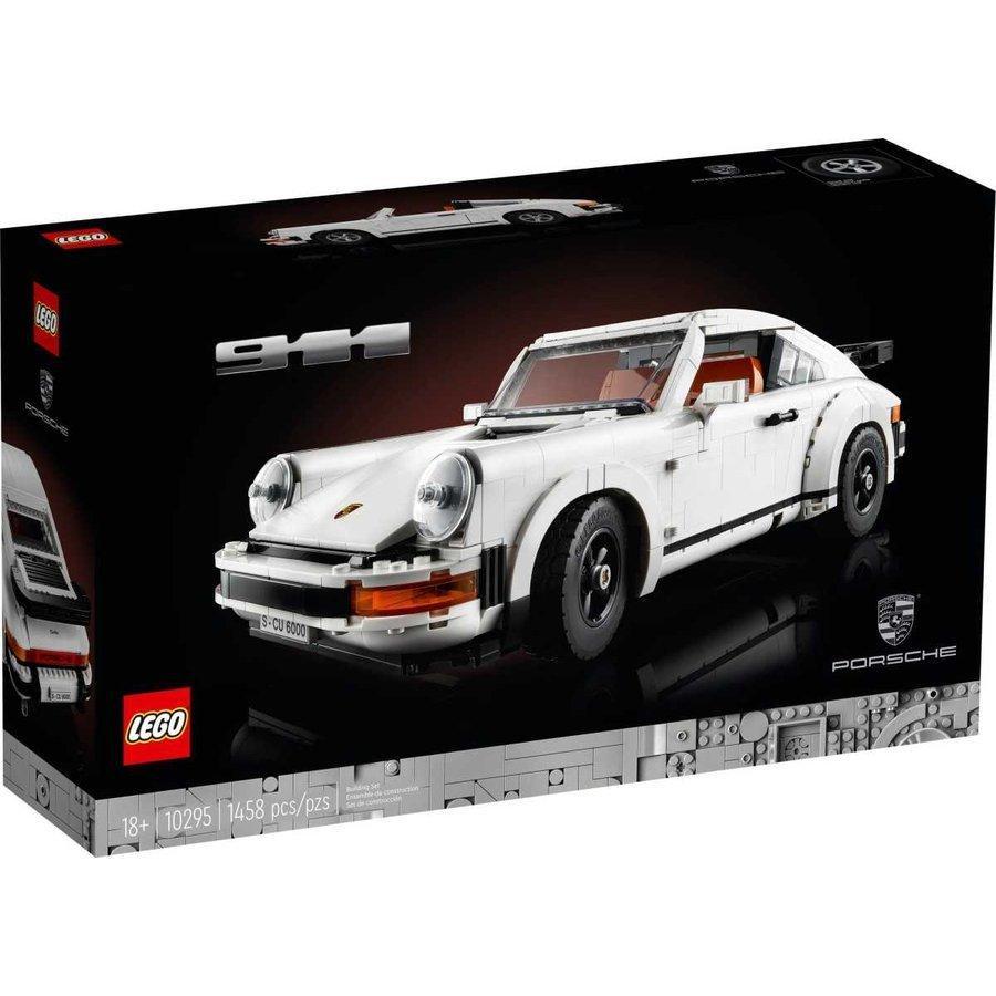 レゴ LEGO ポルシェ911 10295 おもちゃ 現品 激安通販ショッピング 車 男の子 ブロック 玩具 大人