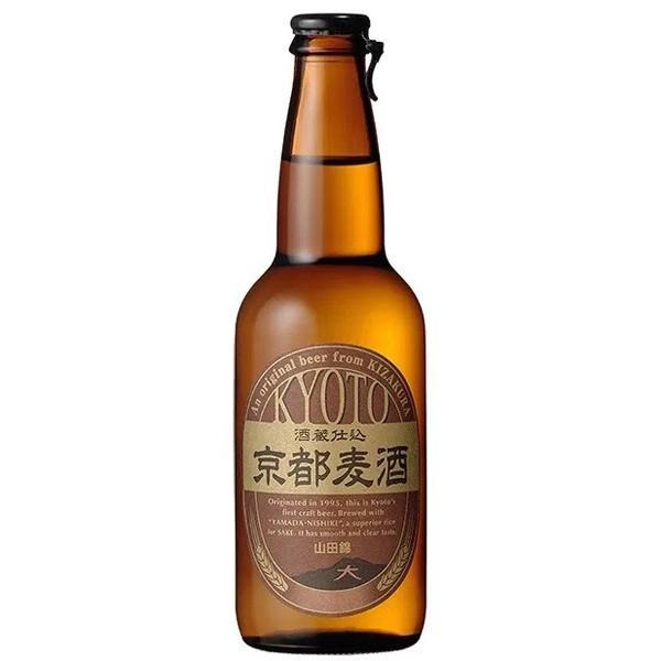 京都麦酒 山田錦 330ml 瓶(単品/1本)(要冷蔵) 海外ビール 輸入ビール newyork-beer