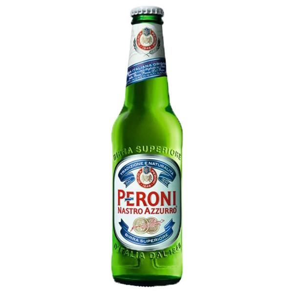 ナストロアズーロペローニ 330ml 瓶(単品/1本) 海外ビール 輸入ビール newyork-beer