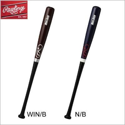 【ローリングス】マックジャックUS 野球 軟式用バット BHW8TBU