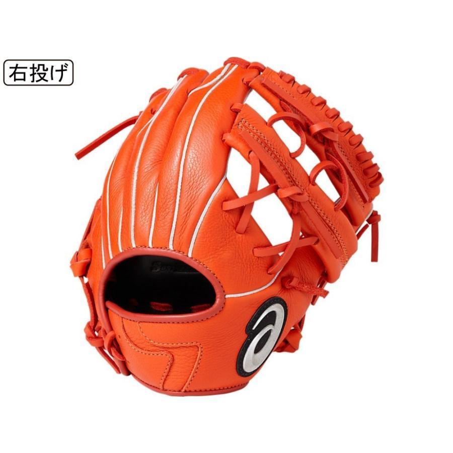 (アシックス)STAR SHINE1st 野球 軟式用グラブ BGJ8YR.600 T.Rオ