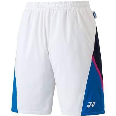 (ヨネックス)ハーフパンツラケットスポーツ Mテニスパンツ 15070-011 ホワイト