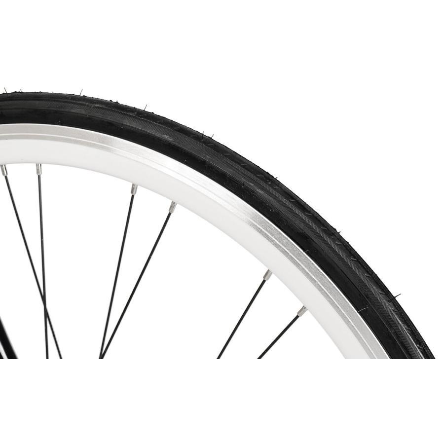 自転車 ロードバイク 初心者 700c 自転車 本体 軽量 アルミ STI 14段変速 お客様組立 アウトレット a.n.design works 5014AL|nextbike|09