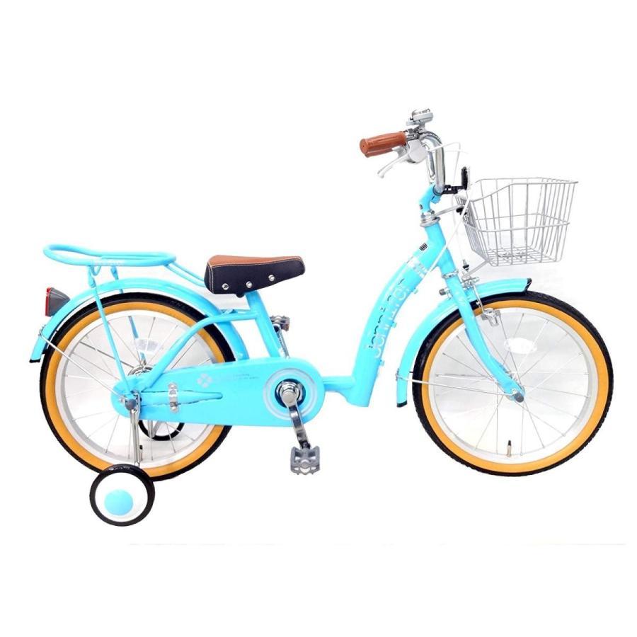 【キャッシュレスで5%還元】自転車 JENNIFER ジェニファー3カラー 18インチフルフェンダー 幼児車 )子供用自転車ジュニアキッズ ユニセック