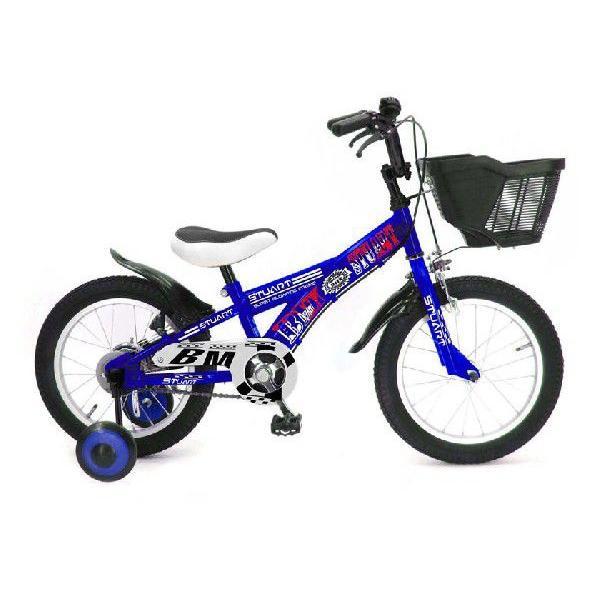 【キャッシュレスで5%還元】NEWモデルスチュアートBMX18インチ幼児車子供用自転車ジュニアキッズ5