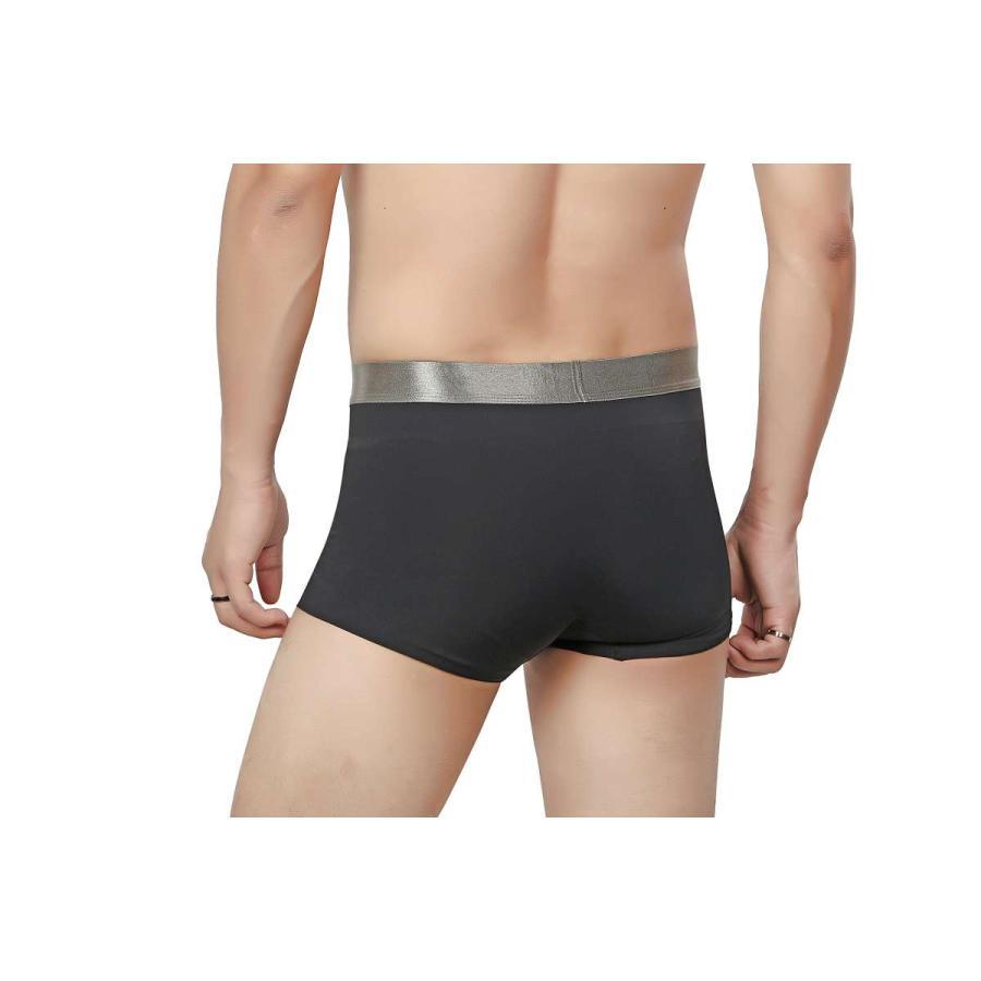 ボクサーパンツ メンズ セット ボクサーブリーフ 無地 ローライズ 5枚 セット パンツ 下着 男性下着 まとめ買い Ballot バロット|nextfreedom|13