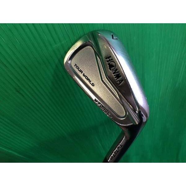 中古 ホンマゴルフ アイアン TOUR WORLD TW727Vn 純正カーボン VIZARD IB95 S 5〜P 6本セット メンズ ゴルフクラブ