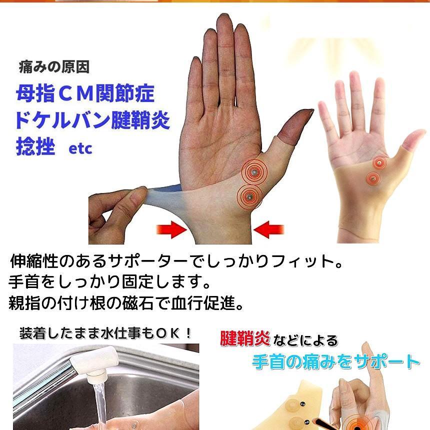 の 付け根 痛み 親指