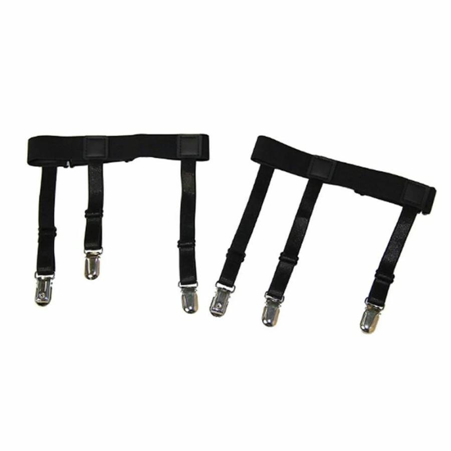 シャツガーター ガーターベルト サスペンダー シャツ スーツ ビジネス SGARTAR