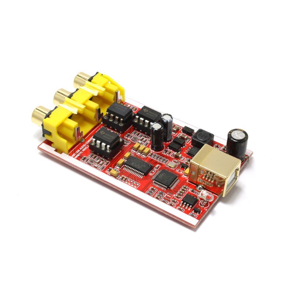 FX-AUDIO- FX-02J+ ハイエンドオーディオ用DAC WM8741搭載 バスパワー駆動ハイレゾDAC/DDC|nfj|07