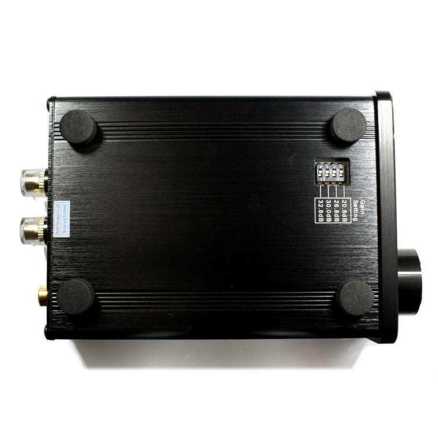 FX-AUDIO- FX-50 第2ロット[シルバー] TDA7492EデジタルアンプIC搭載 50WX2ch パワーアンプ nfj 04