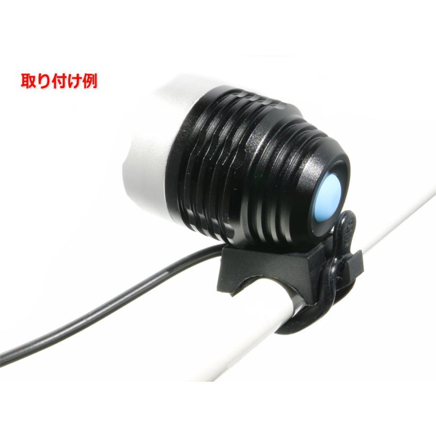脅威の10W USBフラッシュライト CreeXM-L T6 1200ルーメン『鏡面タイプ』|nfj|03