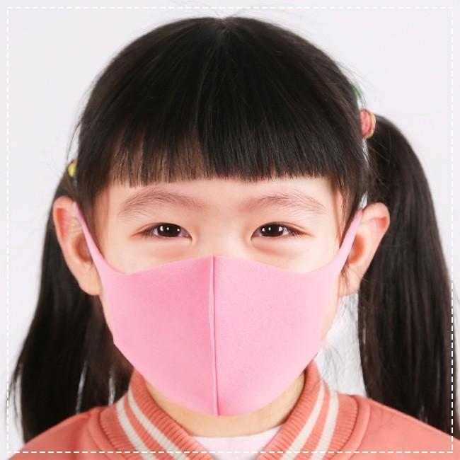 5枚入り マスク 洗えるマスク 夏用 スポンジマスク 子供用 通学 おしゃれ 接触冷感 抗菌加工素材 3D立体 多機能 通気性 ウイルス対策 花粉対策 ngytomato 08