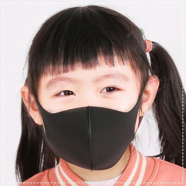 5枚入り マスク 洗えるマスク 夏用 スポンジマスク 子供用 通学 おしゃれ 接触冷感 抗菌加工素材 3D立体 多機能 通気性 ウイルス対策 花粉対策 ngytomato 09