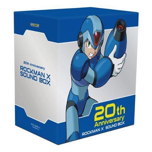ロックマンX サウンドBOX