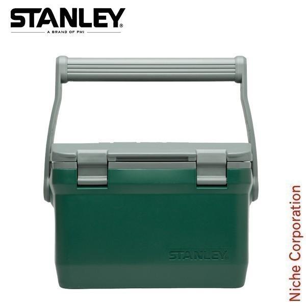 STANLEY スタンレー ランチクーラー 6.6L (グリーン)  01622-005 アウトドア用品 niche-express