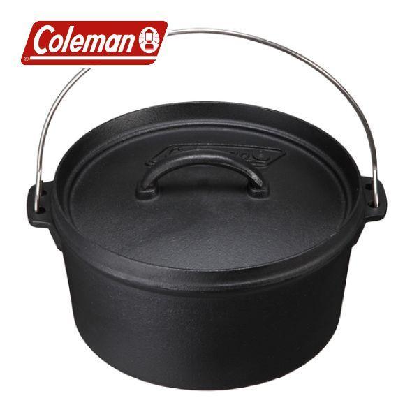 コールマン coleman ダッチオーブンSF(10インチ) Dutch Oven SF 10 inch 170-9392 キャンプ用品|niche-express