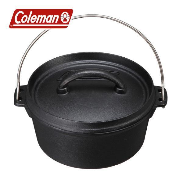 コールマン coleman ダッチオーブンSF(8インチ) Dutch Oven SF 8 inch 170-9393 キャンプ用品|niche-express