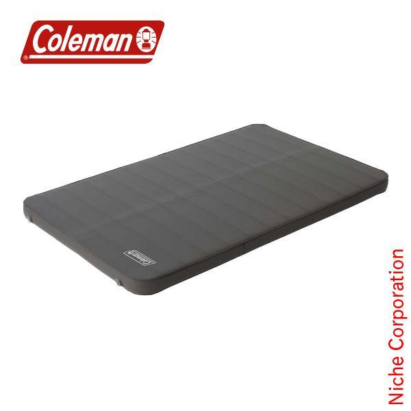 コールマン キャンパーインフレーターマットハイピーク/ダブル  2000036154 キャンプ用品 niche-express