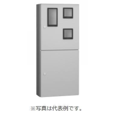 河村電器産業 MI123PK 種別 鉄製BOX引込計器盤用キャビネット MI