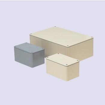 未来工業 防水プールボックス(平蓋)長方形 PVP-402525AM 1個
