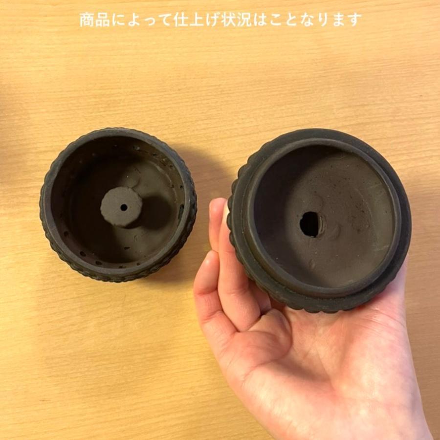 合掌香炉 小サイズ 朱泥製|nichirin|18