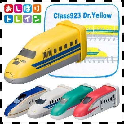 新幹線 おしぼりトレイン E7系かがやき/N700系/E5系はやぶさ/923形ドクターイエロー/E6系こまち nico-marche