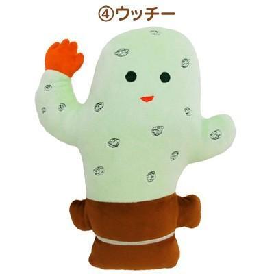 Oh! My HONEY (オー!マイハニー) ダイカットクッション 40051-32/40051-52/40052-32/40052-52|nico-marche|05