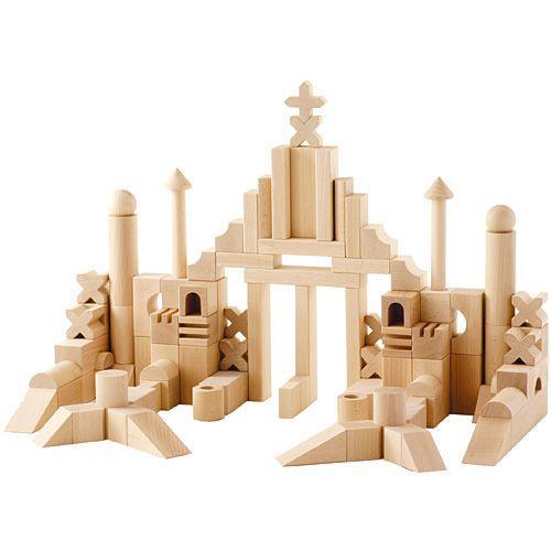 積み木 木のおもちゃ 1歳 2歳 3歳 子供 誕生日プレゼント 赤ちゃん ブロックス グランドセット