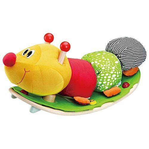 乗用玩具 木のおもちゃ ロッキング・ケーター 木製 乗用おもちゃ 子供 1歳 2歳 3歳 誕生日プレゼント 男の子 女の子