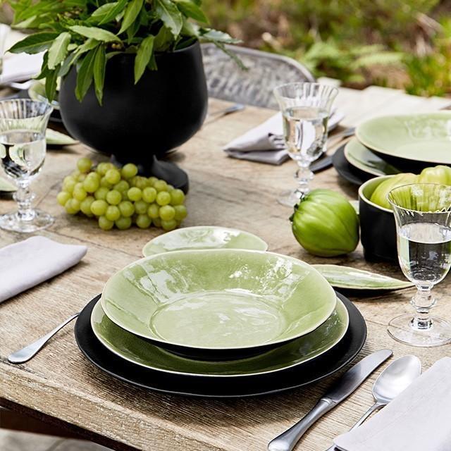 Riviera/リヴィエラ ディナープレート 27cm アズール ストーンウェア ポルトガル コスタ・ノバ costa-nova 洋食器 大皿 主菜皿 盛り皿 ワンプレート おしゃれ|niconomanimani|08