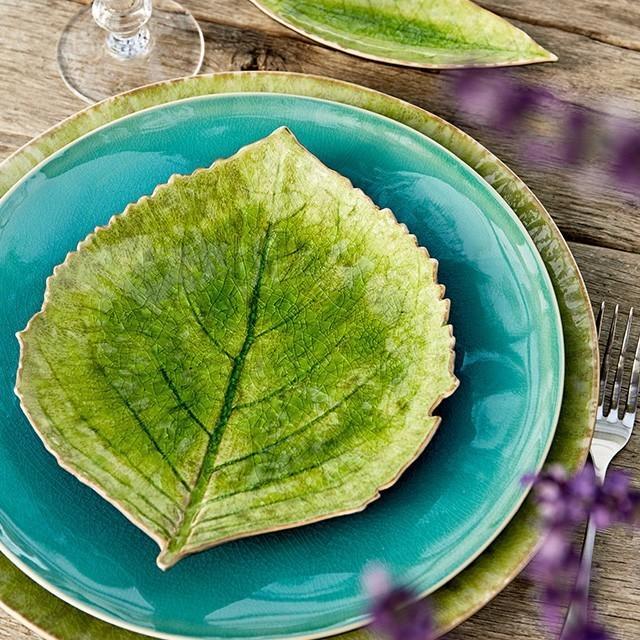 Riviera/リヴィエラ ディナープレート 27cm アズール ストーンウェア ポルトガル コスタ・ノバ costa-nova 洋食器 大皿 主菜皿 盛り皿 ワンプレート おしゃれ|niconomanimani|11