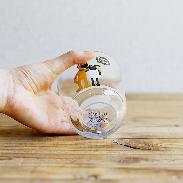 ひつじのショーン グラス  牧場の仲間|niconomanimani|03